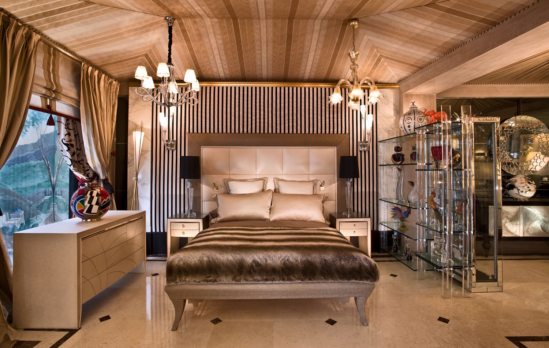 Les plus beaux rideaux -Chambre à coucher Madélia Paris