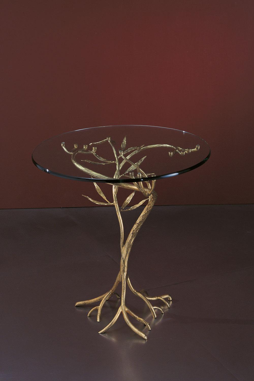 table guéridon Madélia Paris