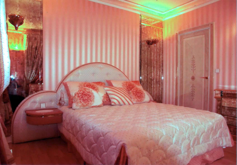 chambre à coucher Madélia meuble de luxe Paris