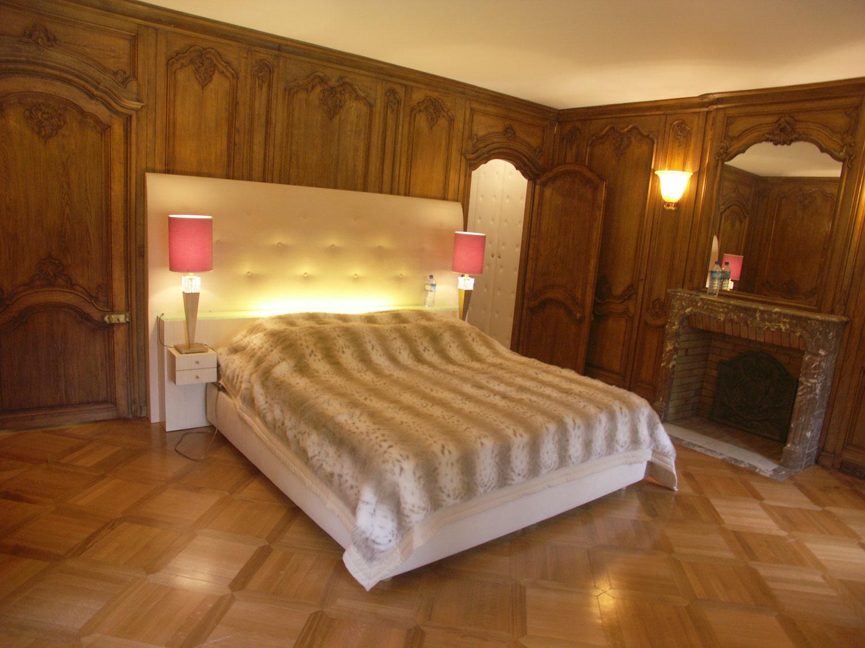 chambre à coucher, originale la plus belle chambre lumineuse, Madélia