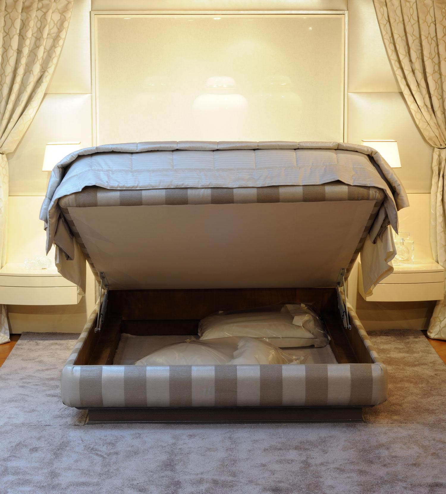 Madelia chambre à coucher Mobilier de luxe Paris lit coffre