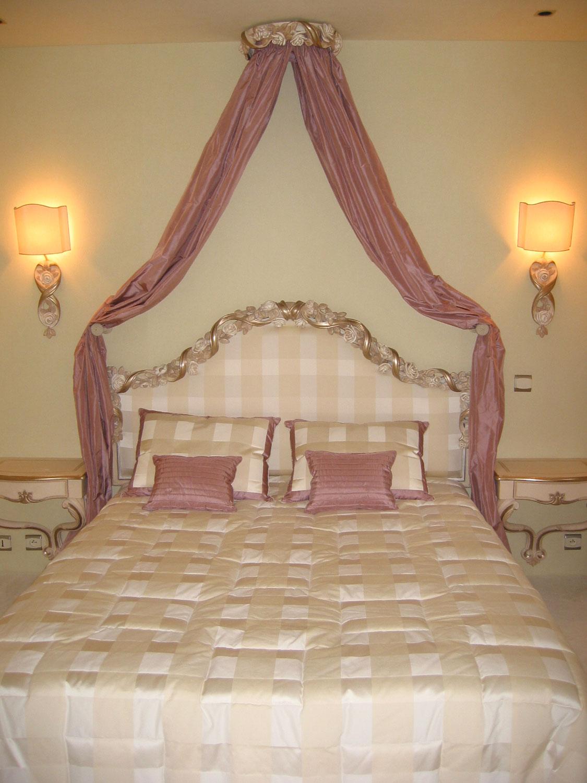 Mobilier de luxe à Paris chambre à coucher Madélia