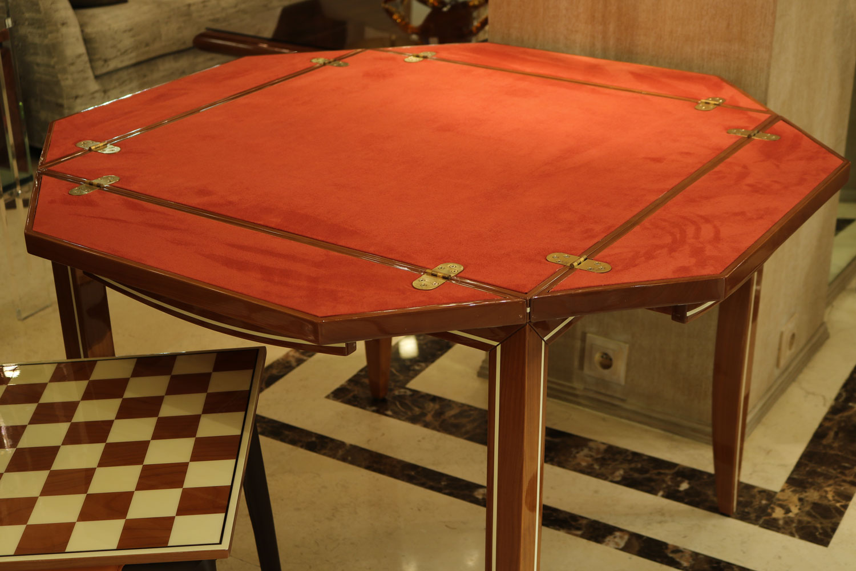 Table à jeux Madélia-Paris