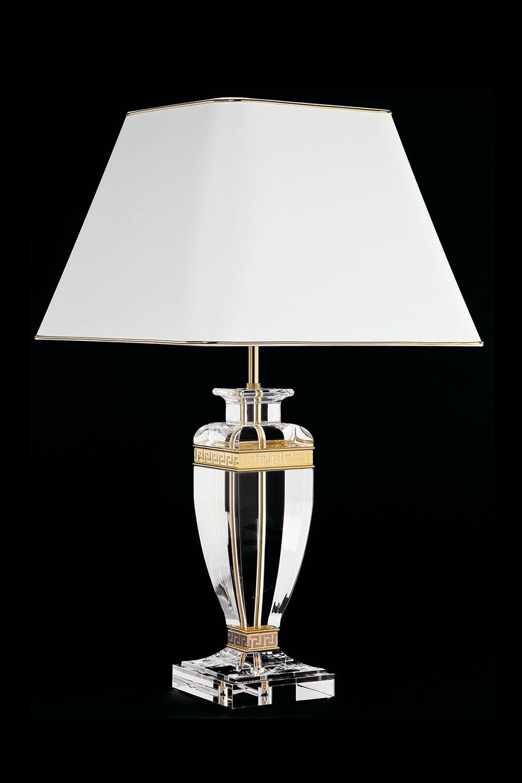 Lampe transparente Madélia-Paris