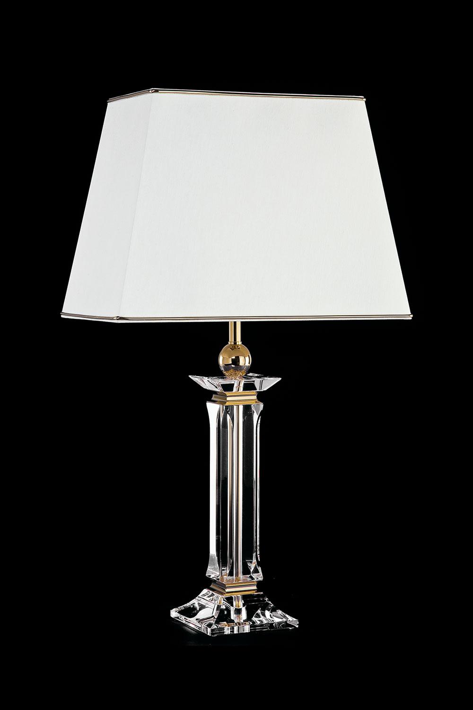 Lampe transparente-luminaire de luxe- ile de france- Madélia-Paris