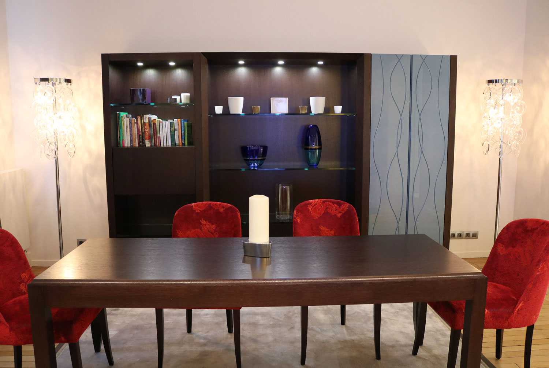 Mobilier de luxe Paris- meuble de rangement composable Madelia