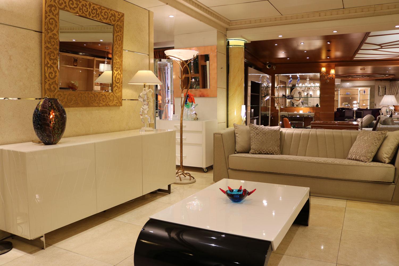 Meuble de rangement, bahut, meuble à portes composable en laque  Madélia-Parisen laque Madélia-Paris