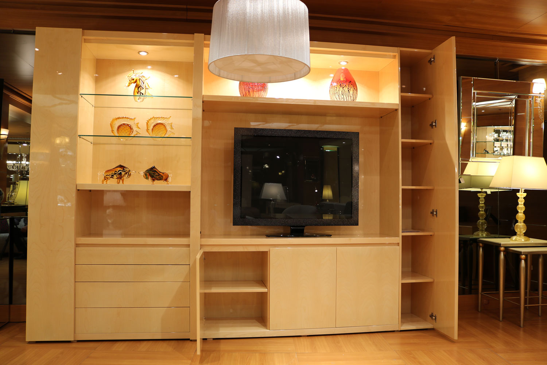 Meuble télé TV et rangement Madélia Paris Magasin de meuble haut de gamme Paris Rangement composable Madelia