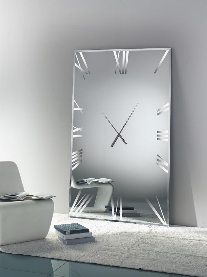 Miroir Pendule  Titanium Madélia-Paris