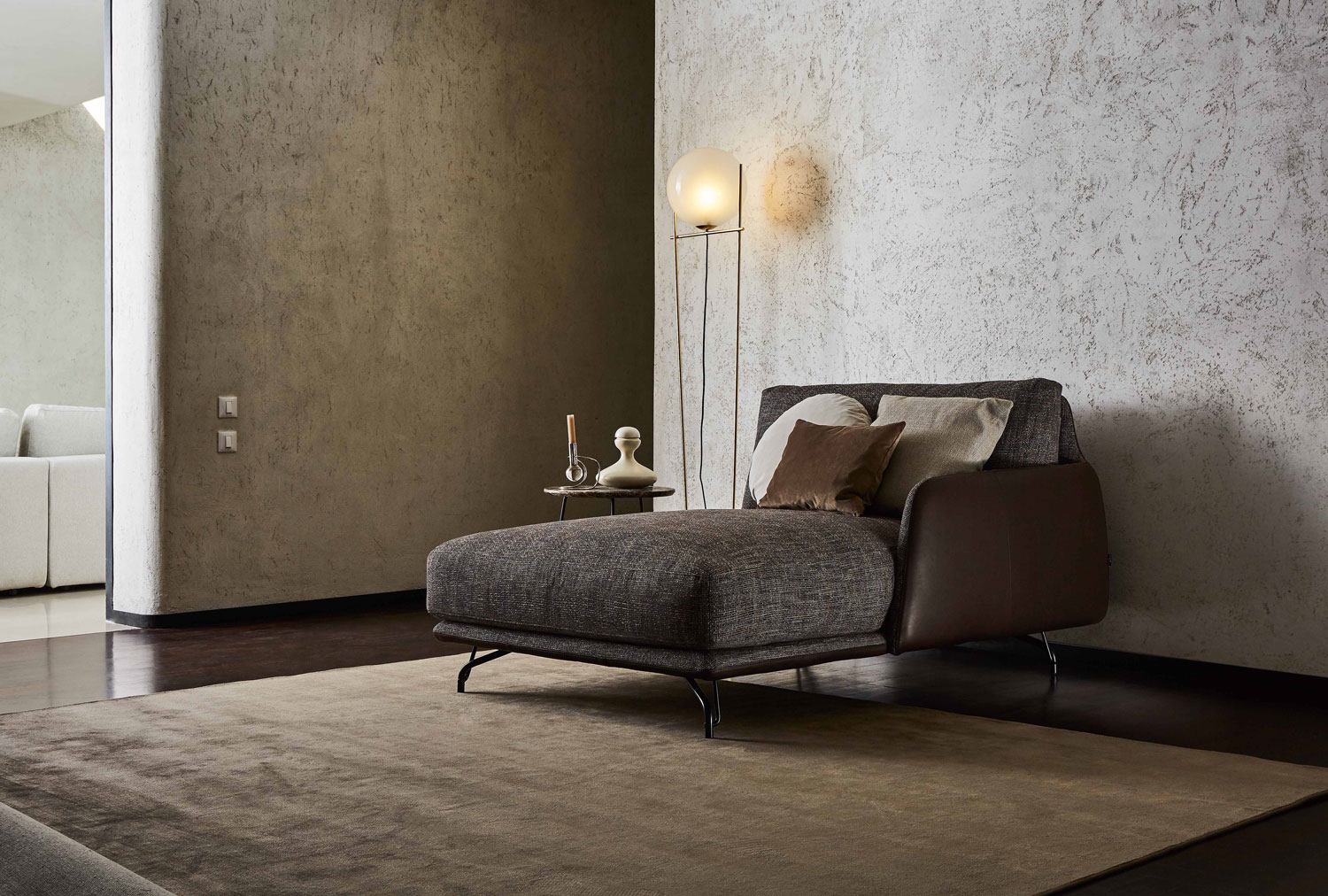 Elliot Sofa luxury furniture Madélia Paris