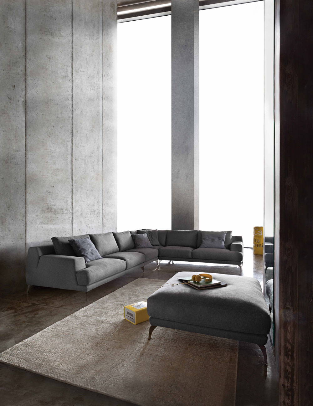 Foster sofa collection prestige -Madelia Paris