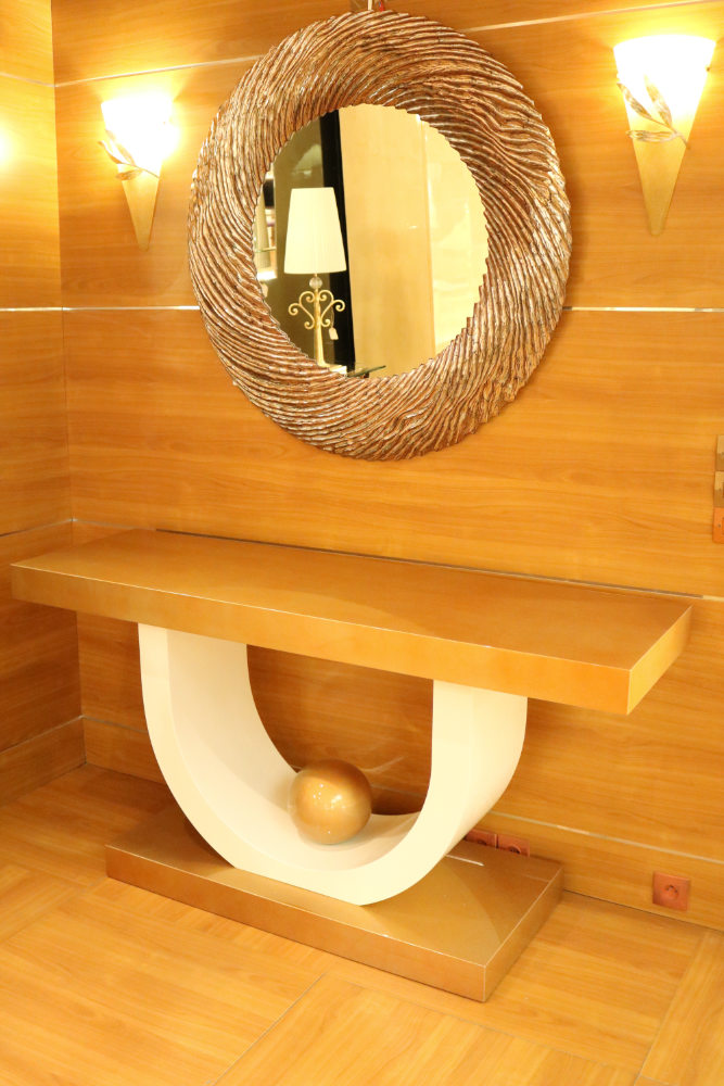 Console-Art-Déco MadeliaMobilier de luxe Paris -magasin de meuble de luxe -