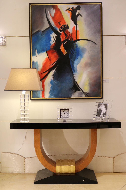 Table en verre NEO 72 | Madelia luxe Paris