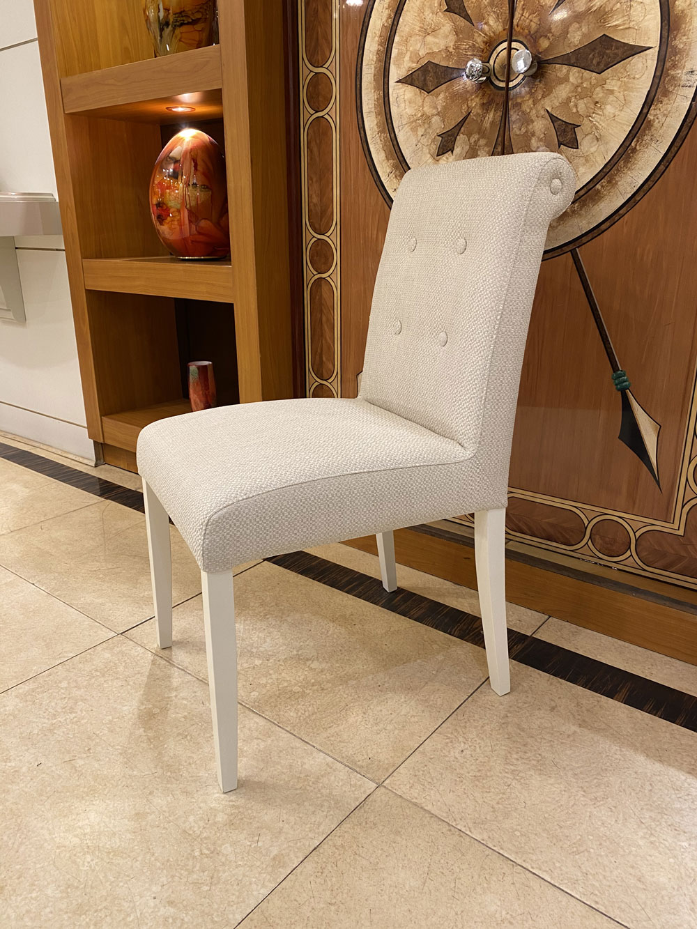 Chaise de Bureau, chaise Princesse  Mobilier de Luxe Paris